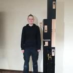 Katha, das Mastermind hinter der größten Blockflöte der Welt